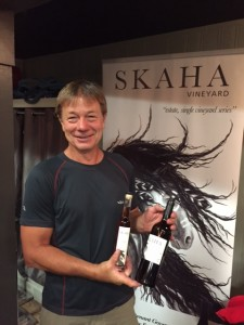 Garry Thygesen - Skaha Vineyards
