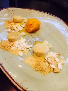 Mango Passionfruit Tart