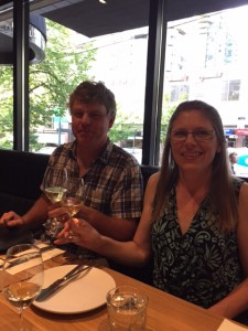 Proprietor's of Robin Ridge Winery