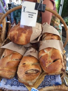 Cinnamon Swirl Bread at Christy's Good Bread