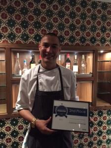Chef Elliott Hashimoto