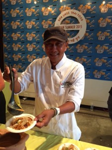 Chef Tai of Bob Likes Thai Food