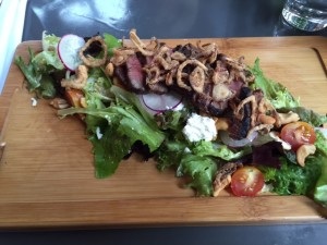 Tri-tips Salad