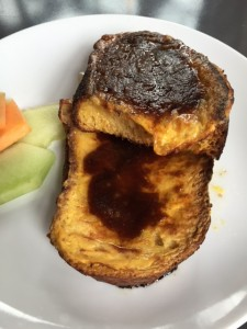 Creme Brûlée French Toast