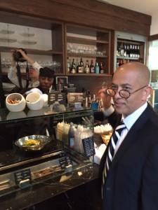Emad Yacoub, proprietor of Glowbal Restaurant Group.