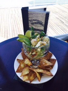 Boathouse Ceviche