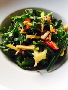 Green Ninja Salad