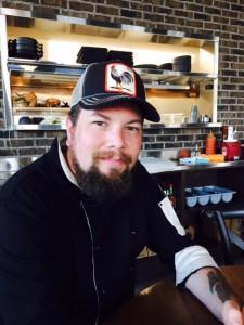 Chef Alex Newton