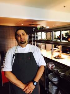 Executive Chef Pedro Gonzalez.