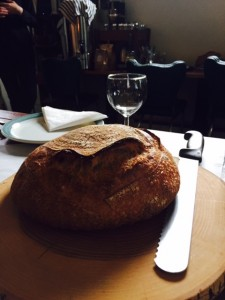 Red Fife Sourdough Bread