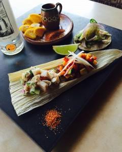 Ceviche & Aguachile Estilo Sinaloa duo