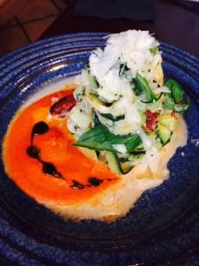 Autumn Squash Fettuccini