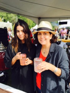 Michelle and Paisley Nahanee - The Capilano Tea House and Botanical Soda Co.