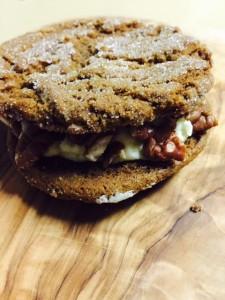 Ginger Sandwich Cookie