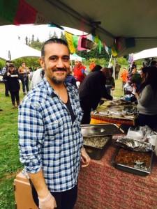 Ahmad Nakheai (Iran)