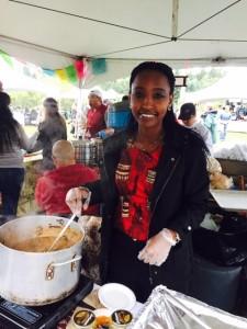 Arielle Uwonkunda (Rwanda)