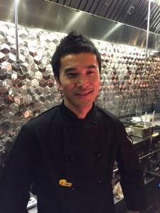 Executive Chef Hiro Amano