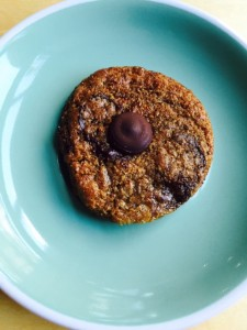 Whole Grain Chocolate Cookie