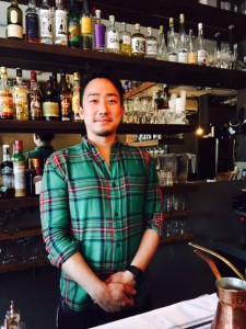 satoshi at grapes and soda