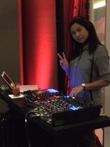DJ Nina Mendoza