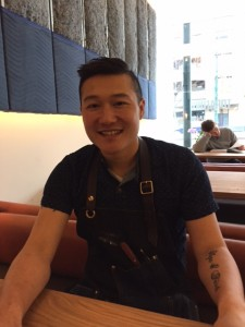 Chef Clement Chan