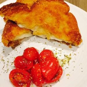 Mozzarella in Carrocca