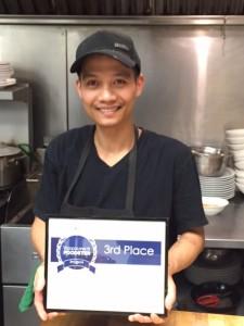 Chef Tai Luong Nguyen