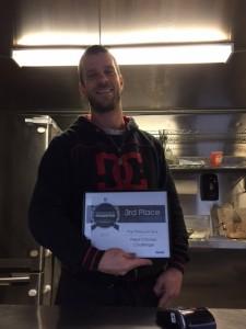 Chef Scott Lesko