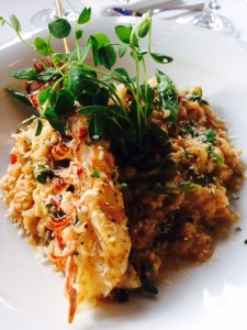 Thai Lobster Risotto