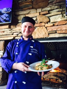 Chef Brent Fisher