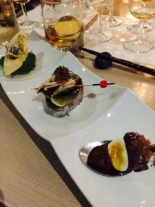 Miku Restaurant selection