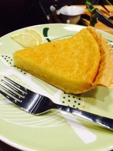 Zesty Buttermilk Pie