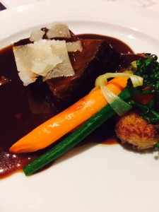 Star Struck IPA Short Rib 24 hour braised Certified Angus Beef shortrib