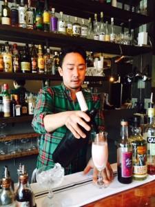 Satoshi making the Apollo