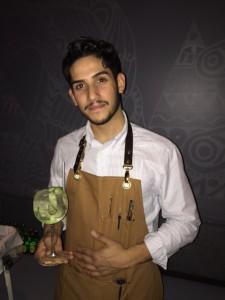 Jose Borges Ferrer - Bartender