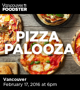 Pizza Palooza on February 17, 2016