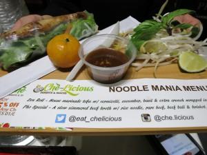Zen Salad Roll