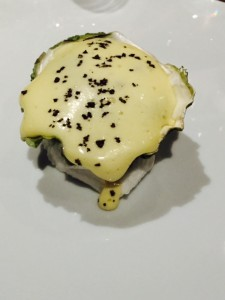 Baked Pacific Oyster