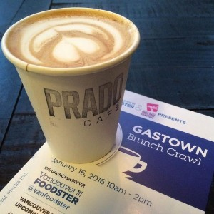 gastown brunch crawl 2016 prado