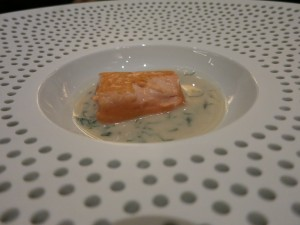 Salmon Escalope