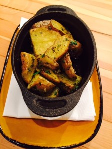 Rosemary and Olive oil Potatoes