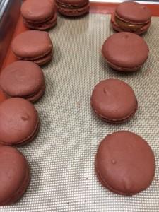 My Dulce de Leche Macarons