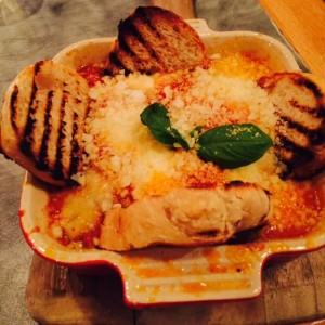 Melanzane Alla Parmigiano
