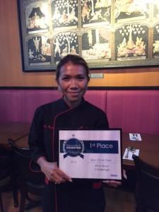 Executive Chef Parinya Lopston
