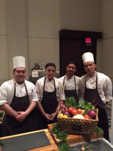 Hyatt Regency Culinary Team
