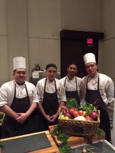 Hyatt Regency Culinary Team