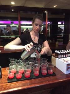 Daft Pink cocktail