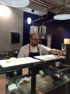 chef Josh Blumenthal