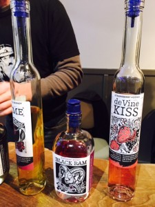 Strawberry Vodka from De Vine Wines & Spirits