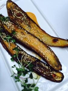 Caramelized Eggplant